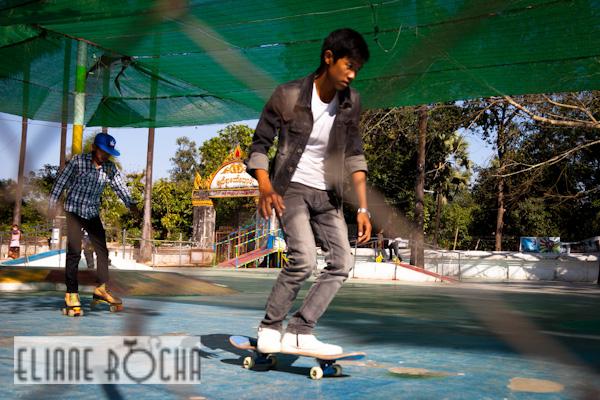 Bago - Burma - Skate Ring