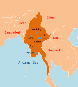 Burma Trip