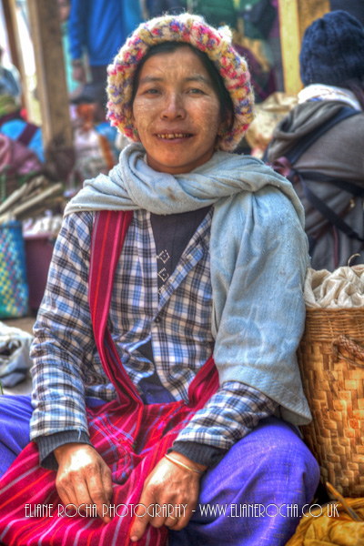 Inle Lake - Burma - In the Market