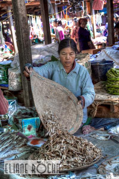 Kalaw - Burma - Market Life