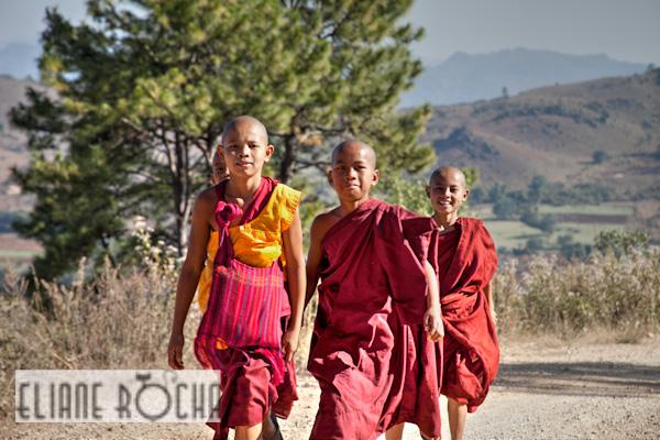 Kalaw - Burma - Play time