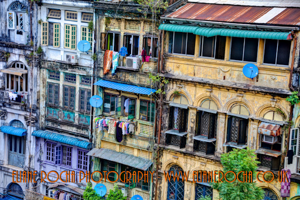 Yangon Downtown - Burma