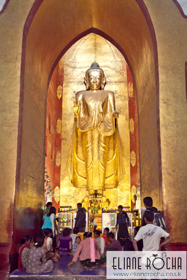 Faith - Buddha - Bagan - Burma