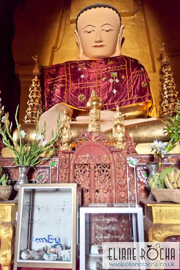 Buddha - Bagan - Burma