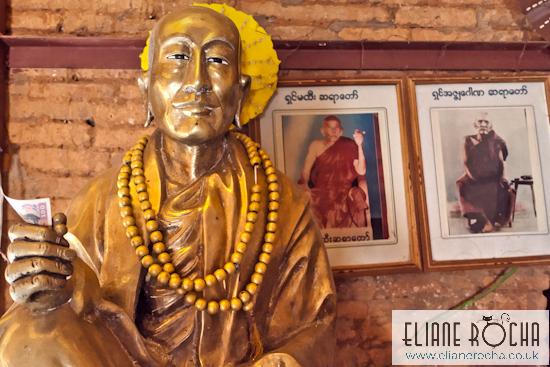 Budha Bagan - Burma