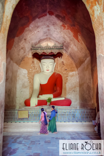 Faith - Bagan - Burma